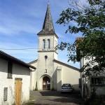 Chapelle NOTRE DAME DE LAGASTET Aurice (40)