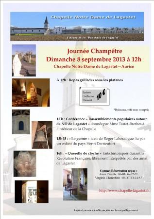 affiche journées du patrimoine2013