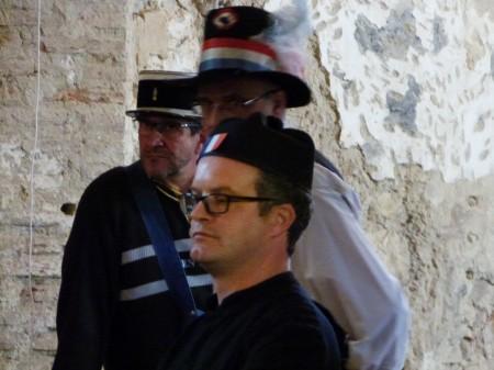 Arnaud Fabre : Curé Castandet