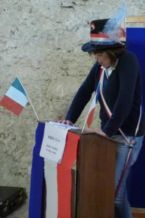 Régine Feugas : Mairesse