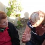 Marie Lamarque et Anne Castets