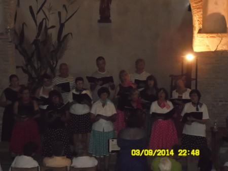 La chorale des Troup'Adour